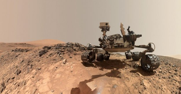 Methane measured on Mars, but it is a sign of life?