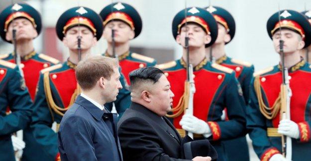 Michael Winiarski: Putin wants to be partners in Korea