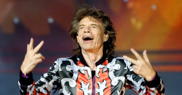 Mick Jagger has been operating successfully at the heart