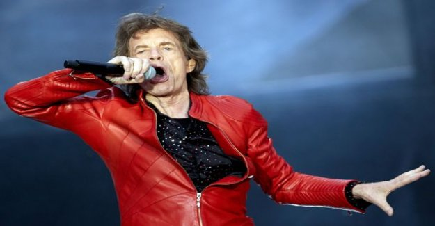 Mick Jagger huff energize surgery after the operation: I feel much better