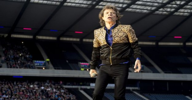 Mick Jagger state of health for more information: life-threatening discovery took emergency surgery, the same ailment tours of colleagues