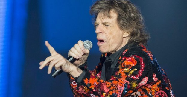 Mick Jagger to operate heart
