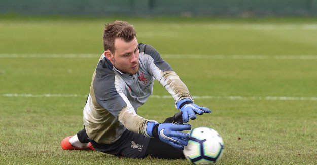 Mignolet is the status of best number two fed up: Liverpool asks for five million