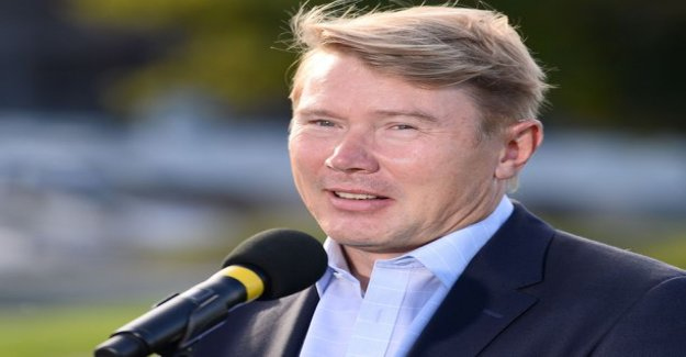 Mika Häkkinen presented the extravagant expenditure of his game – Tap