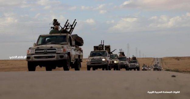 Militias marching on Tripoli : General Haftar heats up to power struggle in Libya