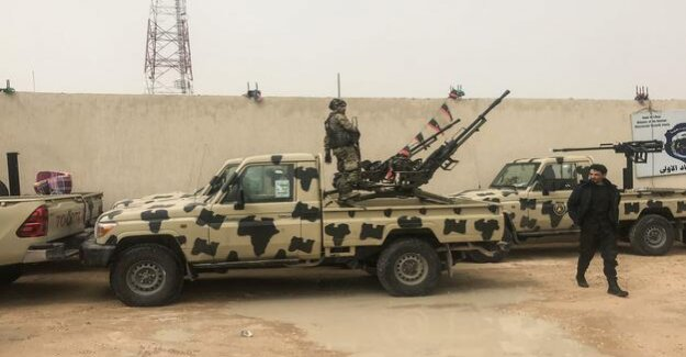 Militias on the rise : Fierce fighting between the government and Haftar's forces near Tripoli