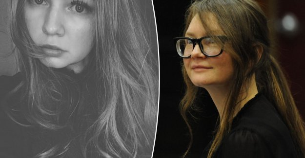 'Millionaire's daughter' vulgar oplichtster turned out to be risking 15 years in prison. But she takes no gas back