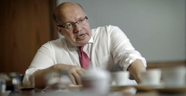 Minister of economic Affairs in the criticism : The impatience to Altmaier grows