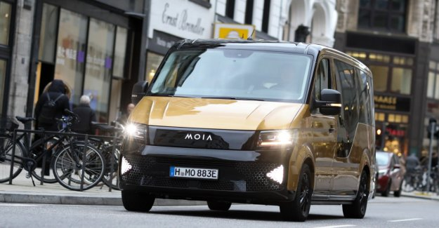 Moia will have to reduce fleet