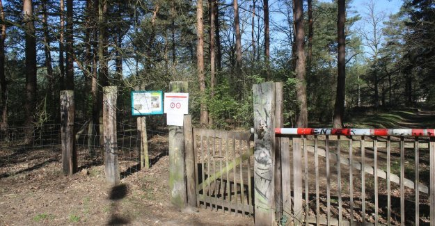 Moorland closed due to fire hazards