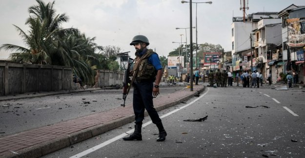 More soldiers looking for suspects in Sri Lanka