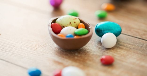 Mother arouses love parents-anger: Why I eat my daughter's easter eggs