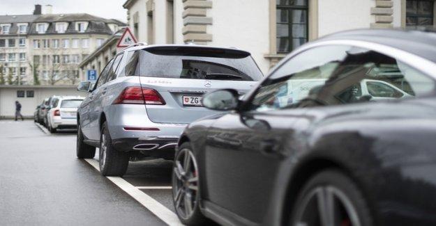 Motorists ignore Warning sensors when Parking