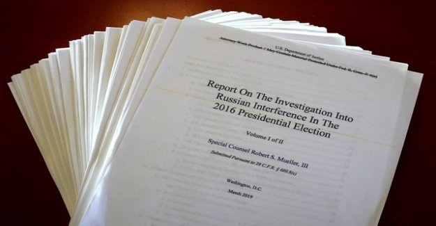 Mueller Report: evidence that Trump wanted to impede justice