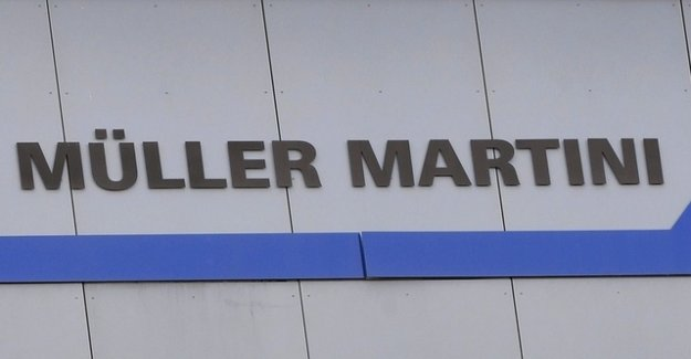 Muller Martini reduces 115 Points