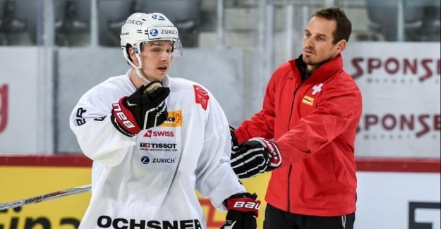 NHL-Swiss criticised national coach in the network