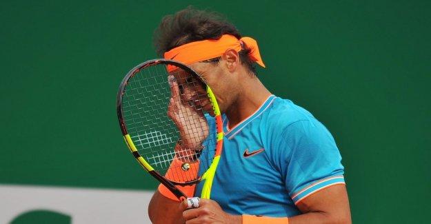 Nadal after skrällen: Deserved to lose