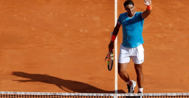 Nadal puts Dimitrov aside in Monte Carlo - Djokovic will lose little time in eighth final - Fognini surprised Zverev