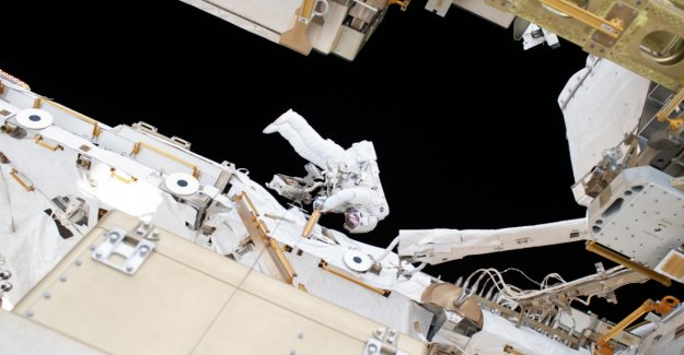 Nasa: the Indian satellite launch to be endangered ISS