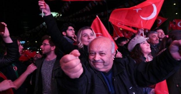 Nathan Shachar: Painful loss in Ankara, for president Erdogan's AKP
