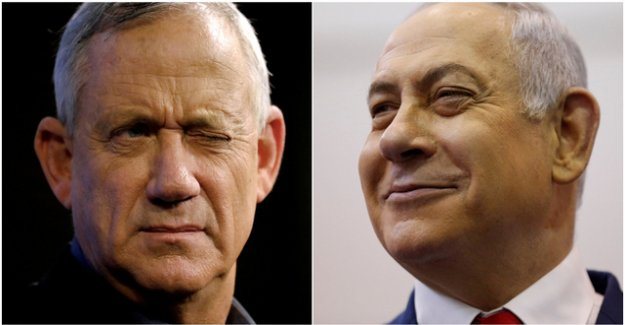 Netanyahu and rival Gantz explain both to election winners