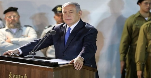 Netanyahu wants to Annex parts of the West Bank