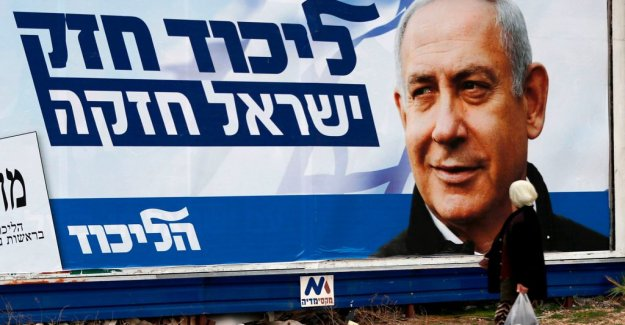 Netanyahu wants to advance on the west bank: To expand Israel's sovereignty