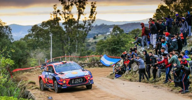 Neuville wins the second rally in a row and runs in world CHAMPIONSHIP mode, ten points from Ogier