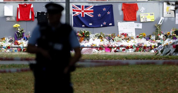 New Zealand closer to the stricter gun laws