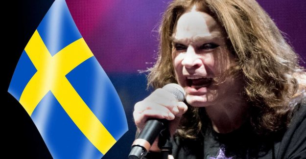 New dates for the Ozzy Osbourne gig