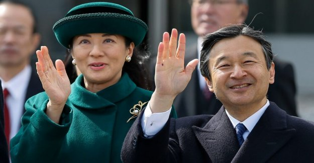 New era begins when Naruhito becomes the new emperor of Japan