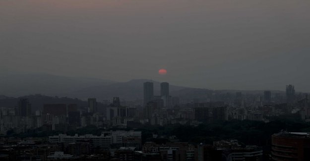 New large power outage in Venezuela