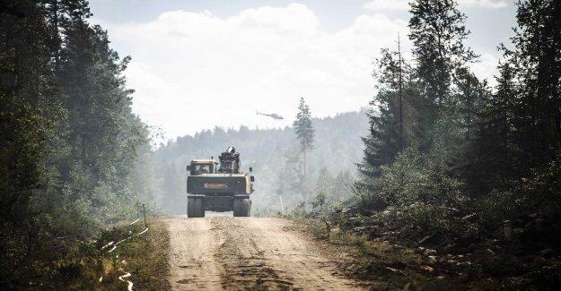 New step towards a more equal skogsbransch