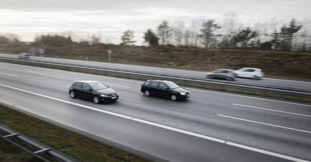 New study: as many runs As rotten on the highway