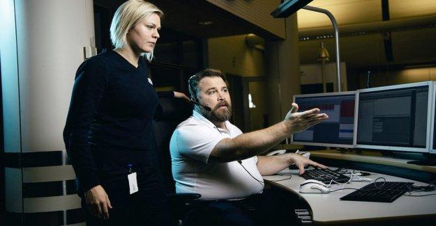 New tv series follows the operators at SOS Alarm