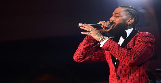 Nicholas Ringskog Ferrada-Noli: Nipsey Hussle wanted to take charge of the streets he came from