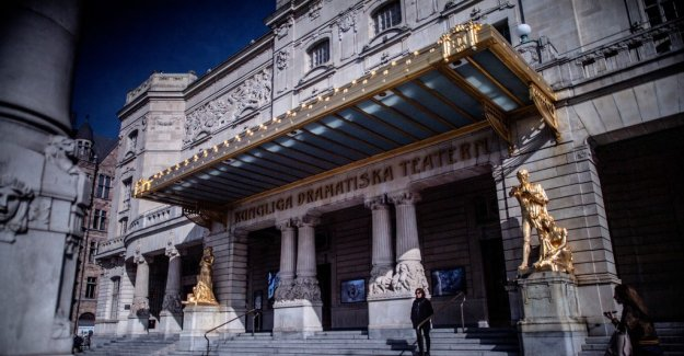 No news from the royal Dramatic theatre's extraordinary meeting of the