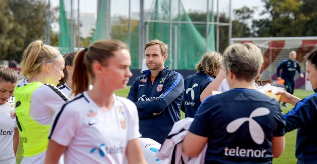 Norway refuse to speak about the results in the match against New Zealand