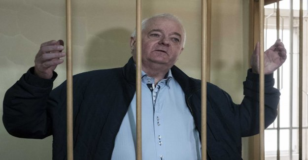 Norwegian on trial in Russia for spying