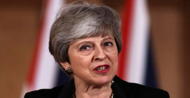 Now May goes to the Opposition