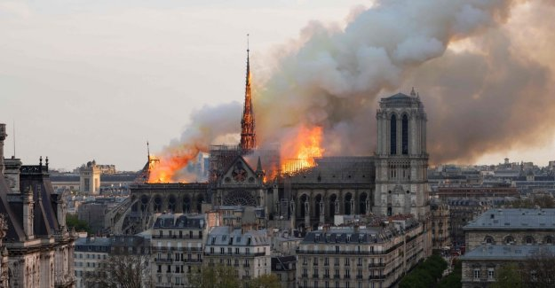 Now, almost 1 billion for the reconstruction of Notre-Dame: an overview of the largest donors