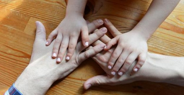 Number of foster children is increasing