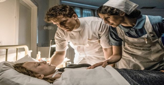 Nursing school starts today: Can men handle it?