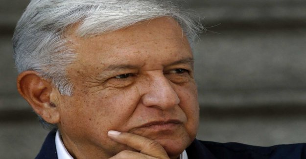 Obrador wants to have order on the migrantströmmar