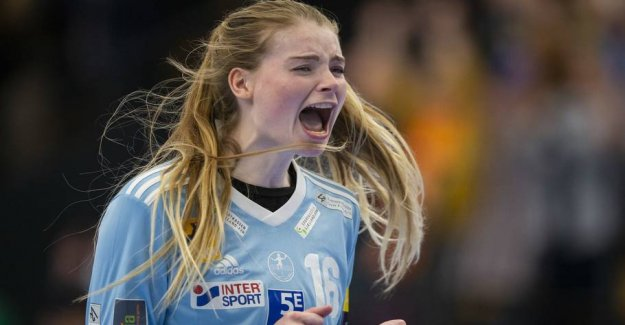 Odense delivers nice comeback against the Hungarian large groups