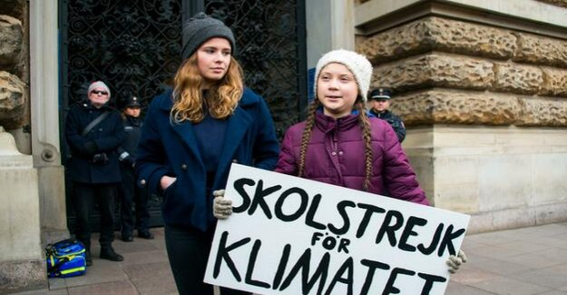 Of trouble to a personality cult : In the case of the Fridays for Future crunches it behind the Scenes