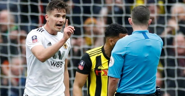 One Belgian can, anyway, with a FA Cup to show off, but it is not an anti-hero Leander Dendoncker