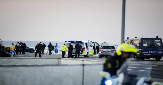 One dead and four wounded in Danish shootings