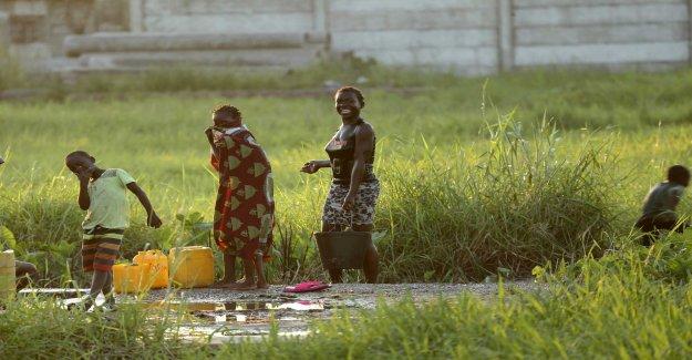 Over 1 000 kolerafall in Mozambique