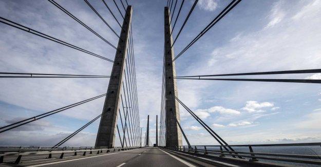 Over four million in the Öresund region